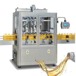 100-5000 ml 액체 비누 충전물 기계 윤활제 채우는 선