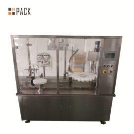 능률적 인 로션 충전물 기계 / 자동적 인 화장 용 병 충전물 기계