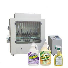 부식 방지 소독제 액체 손 소독제 및 알코올 액체 충전 기계