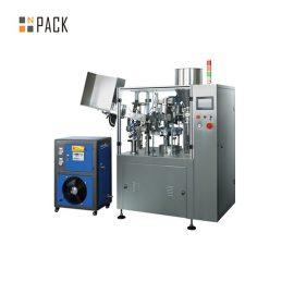 플라스틱 금속 페이스트 크림 튜브 작성 및 씰링 기계