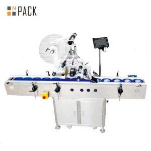 전기 비행기 자동 접착 레테르를 붙이는 기계, 판지 / 깡통 / 부대 레테르를 붙이는 기계