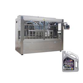 3000-4500bph 높은 채우는 속도를 가진 250ml-5000ml 식용 / 윤활유 충전물 기계