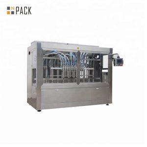 0.5-5L 드립 증거 세탁물 액체 세제 충전물 기계 12 분사구 3000 B / H