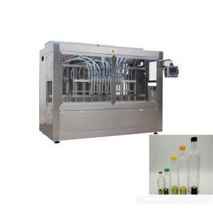 0.5-5L 병 / 양철 깡통을위한 피스톤 지적 주입 충전물 기계