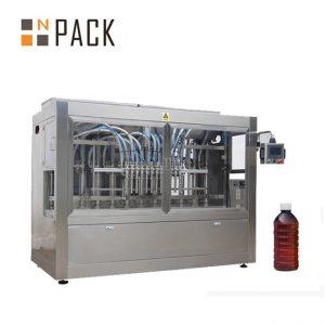 유기 액체 / 생물 비료를위한 먼지-증거 자동 풀 충전물 기계
