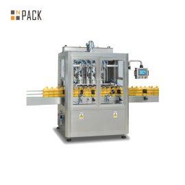 화장품 / 식품 산업을위한 산업 자동적 인 액체 충전물 기계