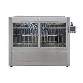피스톤 자동적 인 100ml-1l 마멀레이드 잼 자동 귀환 제어 장치 모터 충전물 기계
