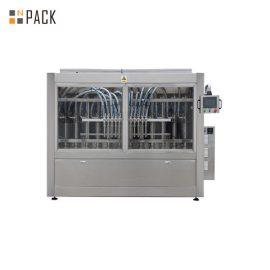 자동적 인 높은 점성 액체 충전물 기계 뜨거운 액체 충전물 기계