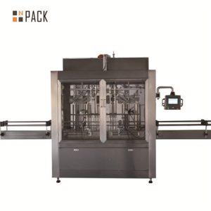 자동적 인 액체 풀 잼 기름 패킹 충전물 기계
