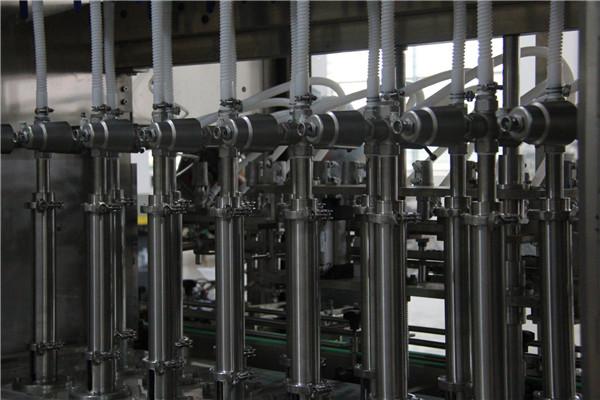 자동적 인 액체 세제 샤워 젤 병 액체 충전물 기계