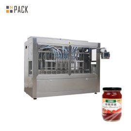 식초 / 간장 / 칠레를위한 강력한 시간 유리 병 충전물 기계
