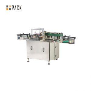 서류상 상표를위한 자동적 인 유리 병 레테르를 붙이는 기계 / 젖은 접착제 레테르를 붙이는 기계